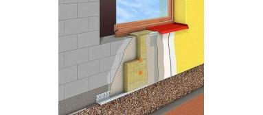Тепловая изоляция фасадов