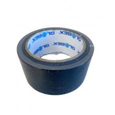 Лента PVC 38*25 армированная (черная)